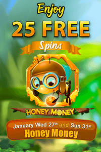 25 FREE Spins Weekly Offer – Limited Time Only