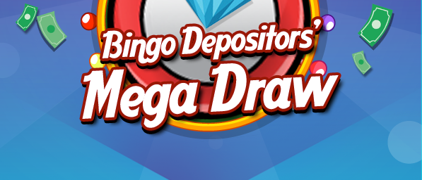 Mega Depositors Draw!