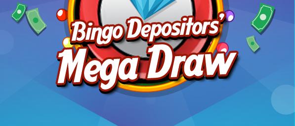 Mega Depositors Draw!